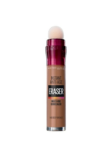 Maybelline Maybellıne The Eraser Anti-Age Eye Concealer 149 Deep Bronze Renksiz